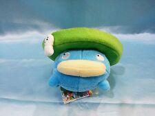 "Rare! Pokemon Lotad with Teru Teru Bozu 2006 Banpresto 6"" UFO Plush Doll"