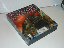 reah face the unknown big box pc cd ibm game 1998