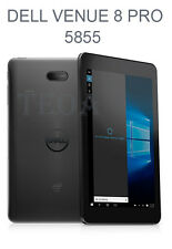 Dell Venue 8 Pro 5855 Tablet Atom X5-Z8500/4GB RAM/64GB/1920X1200/Windows10 pro