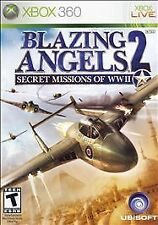 Xbox 360 Blazing Angels 2: Secret Missions of WWII - BRAND NEW SEALED