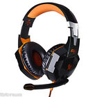 EACH G2000 Stereo Surround PC Laptop Gaming Headset Headphone Headband with Mic