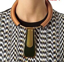 BEAUTIFUL MARNI LEATHER COLLAR NECKLACE – NEW WITH DUSTBAG