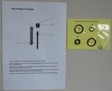 Rock Shox Tora Damper Cartridge Refurb kit (oil leak fix)