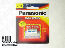 New in Package Made in Japan Panasonic CR2 Photo Camera Battery 3V Expiry 2023