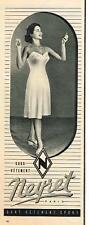PUBLICITE ADVERTISING   1952   NEYRET  sous vetements lingerie