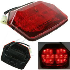 ABS Plastic Red LED Tail Light For Honda CB400 VTEC 2003-2008 06 07 CB1300 2003