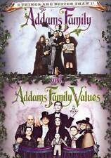 The Addams Family/Addams Family Values New DVD