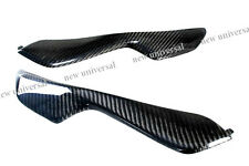 2004-2007 Honda CBR1000RR Carbon Fiber Tank Side Panels