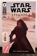 Star Wars: Episode I Comic Book #3, Photo Cover 1999 Dark Horse Comis 3 of 4