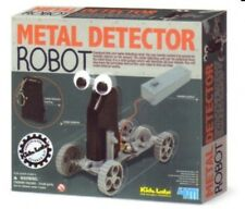 4M KITS Remote Control Metal Detector Robot Kit FMK4607-W