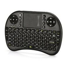 2.4G Wireless mini Tastatur with Touchpad for PC Andriod TV Box Black Beliebt
