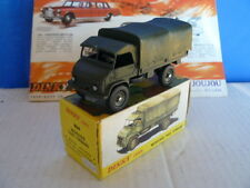 DINKY TOYS ANCIEN MILITAIRE MERCEDES UNIMOG  REFERENCE 804  RARE