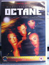 Bijou Phillips Mischa Barton Jonathan Rhys Meyers OCTANE ~ 2003 Thriller UK DVD