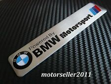 3D Aluminium Motorsport Logo Decal Badge Sticker Emblem Fit For BMW G008