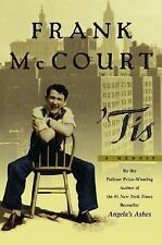 'Tis by Frank McCourt (1999, Hardcover)