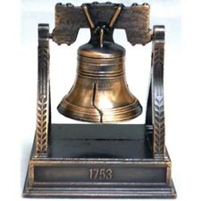 LIBERTY BELL PHILADEPHIA BRONZE PENCIL SHARPENER NEW
