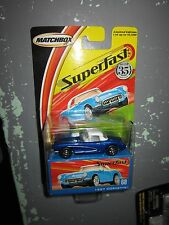 MATCHBOX 2004 35YRS SUPERFAST 1957 CORVETTE #68