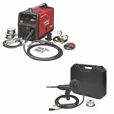 Lincoln Power MIG 180C MIG Welder Pkg. with Spool Gun (K2473-2 & K3269-1)