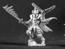 Wraith King Reaper Miniatures Dark Heaven Legends Undead Fighter Caster Melee