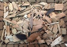 Whiskey Wood  Chips for Smoking BBQ Grilling Cooking Smoker Priority Shipping