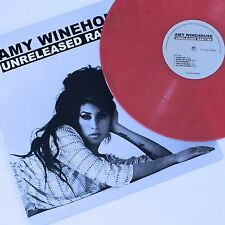 AMY WINEHOUSE UNRELEASED RARITIES PINK VINYL LP MINT RARE