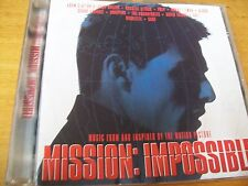 MISSION IMPOSSIBLE INSPIRED MOTION PICTURE O.S.T. CD MASSIVE ATTACK PULP BJORK
