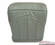 1999 Ford F-150 Lariat Extended Cab *Driver Side Bottom Leather Seat Cover GRAY*