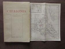 Cefalonia Moscardelli Prima Edizione 1945 Seconda Guerra Mondiale Storia Aqui