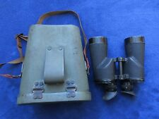 WW2 US MILITARY 7X50  BINOCULARS AND CASE