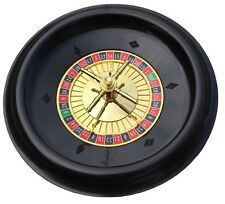 "12"" Roulette Wheel with 2 x Balls"