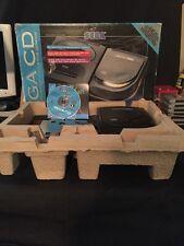 Sega Cd In Box Untested