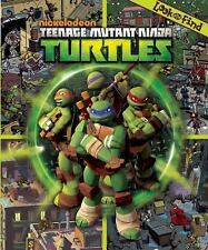 Teenage Mutant Ninja Turtles Book  - (Nickelodeon Look and Find)