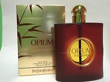 Opium by Yves Saint Laurent 3.0 oz Eau de Parfum Women New Box Testr~Sticker EDP