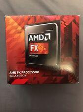 AMD FX 8350 Black Edition 4GHz Eight Core (FD8350FRHKBOX) Black EditionProcessor