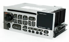 Chevy 95-05 Truck Radio - AM FM CD Player w Aux mp3 Input in Face - Silver Black