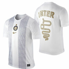 Genuino Nike Inter Milan Pre-Match Jersey 2013/14 Men's, taglia: XL