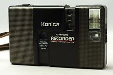 @ Ship in 24 Hours! @ Konica Recorder Half Frame Film Camera 24mm f4 Wide Lens