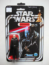 Vintage star wars ben kenobi darth kenobi custom sur new hope style moc