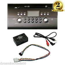 SUZUKI Grand Vitara, Swift 2005  MP3 iPod Aux Input Interface Adaptor CTVSZX001