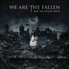 "We Are the Fallen ""tear the World Down"" CD NUOVO"