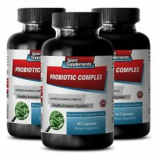 ProBio 5 - Probiotic Complex 40 Billion CFUs - Immune System Recovery Pills 3B