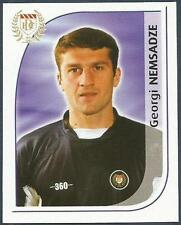 PANINI SCOTTISH PREMIER LEAGUE 2003- #082-DUNDEE-GEORGI NEMSADZE