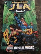 Justice League Of America JLA New World Order 1997 DC