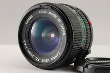 [NEAR MINT] CANON NEW FD 24mm F2.8 from Japan #014