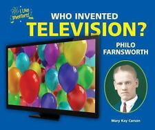 Who Invented Television? Philo Farnsworth (I Like Inventors!)