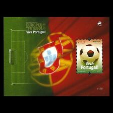 Portugal 2012 - European Football Championship Soccer Sports - MNH