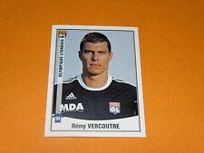 215 REMY VERCOUTRE OLYMPIQUE LYON OL GERLAND PANINI FOOT 2011 FOOTBALL 2010-2011