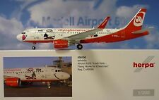 Herpa Wings 1:200 Airbus A320 airberlin D ABNM Flying Home Christmas 16 558150