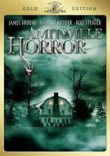 The Amityville Horror Gold Edition 2-Disc Set Region 4 DVD VGC