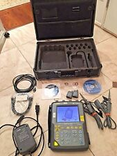 AEMC OX 7104-C 2124.50 Hand-Held Oscilloscope 100MHz 4Channel Touch Screen Scope